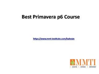 Best Project Management Professional Certification