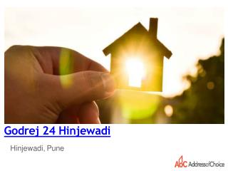 Godrej 24 Hinjewadi | Pune | Location | Price | Review