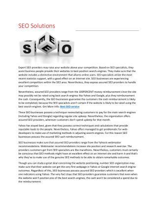 Blog networks service