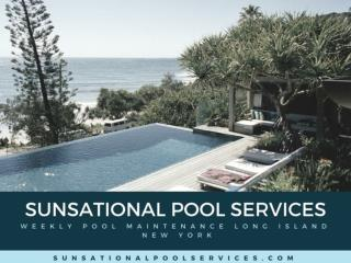 Pool Repairs and Renovations Long Island - Sunsational Pool Services