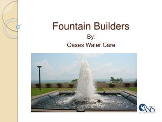 Fountain Builders