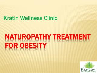 Naturopathy Treatment for Obesity in Nagpur at Best Rate