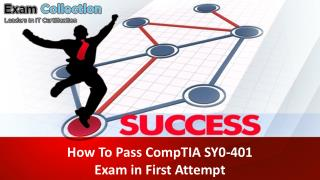 How To Pass CompTIA SY0-401 Exam in First Attempt