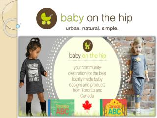 Looking For Baby Stores Toronto - Baby On The Hip