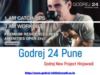 Godrej 24 New Project Coming Soon at Hinjewadi Pune