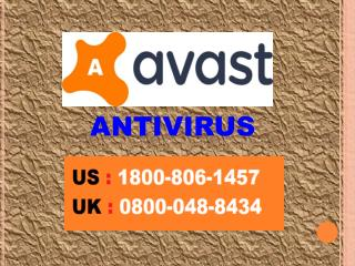 Technical Support for Avast Antivirus 0-800-048-8434 uk Number