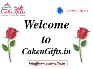 Secret of CakenGifts.in's Cake Popularity