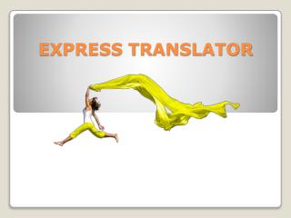 Affordable & Best Naati Accredited Certified Translator
