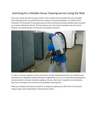 Commercial Cleaning Services Contractors In Berkshire