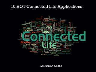 10 Connected Llfe Applications