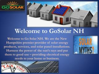 GoSolar NH