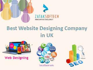 Best Website Design Company in UK