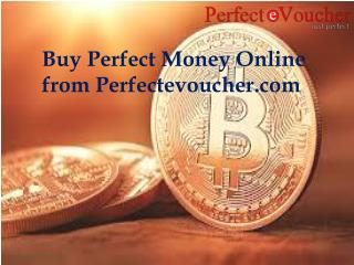 Buy Perfectmoney with Credit Card – Perfect e Voucher