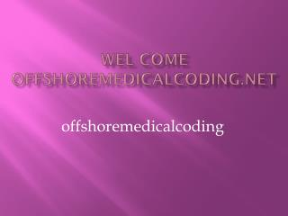 Offshore Medical Billing
