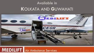 Medilift Reliable Air Ambulance Services in Kolkata Presentation