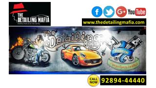 Car Detailing Services in delhi NCR by www.thedetailingmafia.com