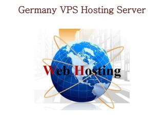 Germany VPS Server hosting - Onlive Server Technology LLP