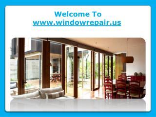 Wood Frame Window Repair Chicago