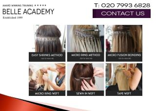 Hair Extension Courses Online