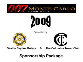 Sponsorship Package