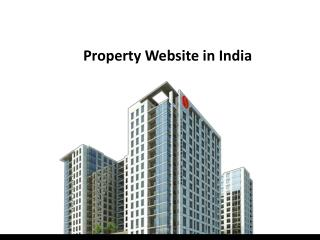 Property website in india