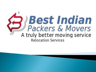 Choose the Best Relocation Services in zirakpur