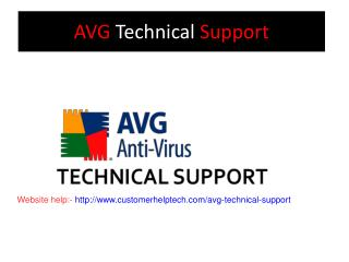 How to Contact AVG Technical Support?