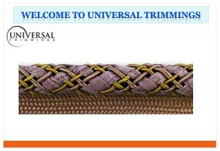 Uniform Braid Suppliers and Manufacturers