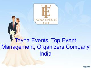 Best Event Management Company in Uttarakhand