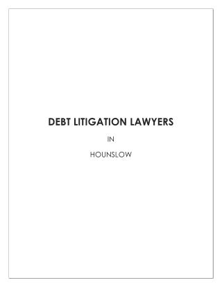 London Debt Recovery Lawyers | Debt Collection | Litigation | MB Law Ltd