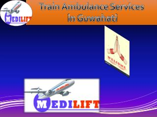 Select best train ambulance for your loved one