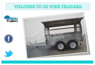 Tradesman Trailers for Sale in Brisbane, Mackay
