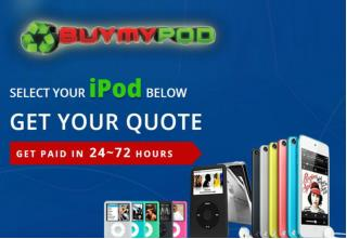 BuyMyPod - Sell your used ipod online
