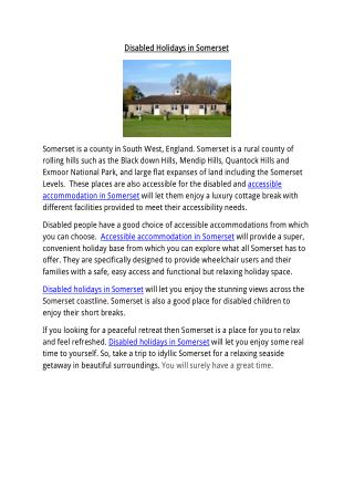 disabled holidays in somerset.pdf
