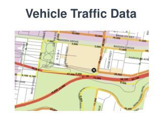 Vehicle Traffic Data