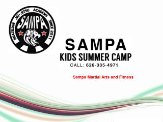 Sampa Kids Summer Camp