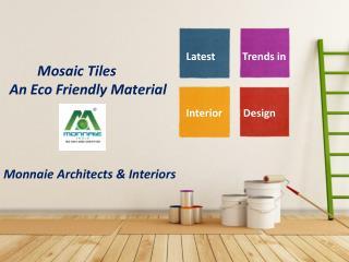 Trends in Interior Designing