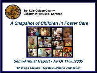 San Luis Obispo County Department of Social Services