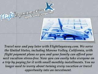 Airfare Installment Plans by Flight LayAway