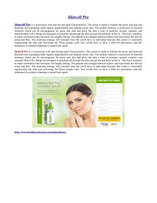 http://www.healthcarebooster.com/skincell-pro/
