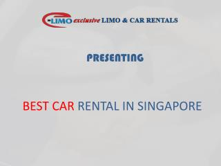 Car Rental in Singapore | Exclusive Limo
