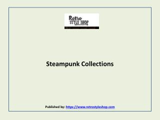 Steampunk Collections