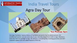 Agra Day Tour | India Travel Tours