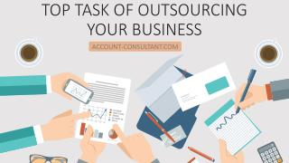 Top Task of Outsourcing Your Business
