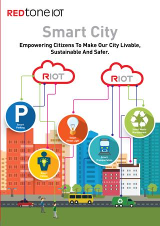 REDtone IOT (RIOT) Smart City - SmartCitizen Application