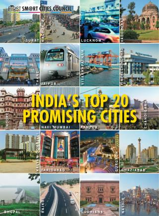 India's top 20 most promising cities