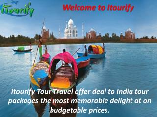 Book Best India Tour Packages, Cheap Family Holiday Packages