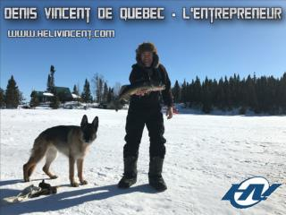 Denis Vincent de Quebec - L'entrepreneur