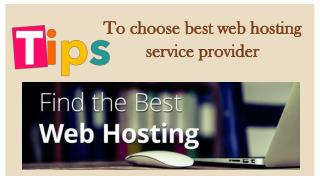 Best web hosting service provider Call at 1-844-305-0087