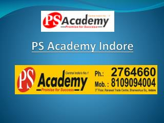 PS Academy Indore